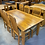 Thumbnail: Solid recycled rimu 7 pcs dining suite!