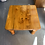 Thumbnail: Solid rimu side table x 2