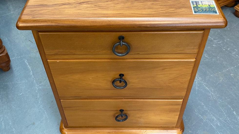 D.A Lewis furniture bedside!