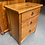 Thumbnail: Solid rimu 3 drawer bedside!