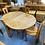 Thumbnail: Aiku solid rimu 5pcs extendable dining suite!