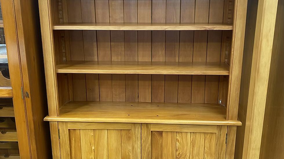 Solid rimu buffet cabinet / Open Top Bookcase