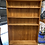 Thumbnail: Large solid recycled rimu bookcase!
