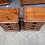 Thumbnail: Woodpecker solid recycled Kauri 3 Drawer Bedsides