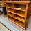 Thumbnail: Woodpecker solid recycled rimu 2 bay bookcase!