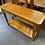 Thumbnail: Solid recycled rimu hall table!
