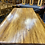 Thumbnail: Country Classic Solid recycled rimu dining table & 2 bench seats!