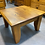 Thumbnail: Woodpecker solid recycled rimu side table!