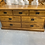Thumbnail: NEW woodpecker solid recycled rimu 7 drawer lowboy!