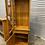 Thumbnail: Coastal solid rimu single display cabinet