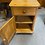 Thumbnail: Woodpecker solid recycled rimu bedside cabinet!