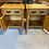 Thumbnail: Solid recycled rimu bedsides cabinets!