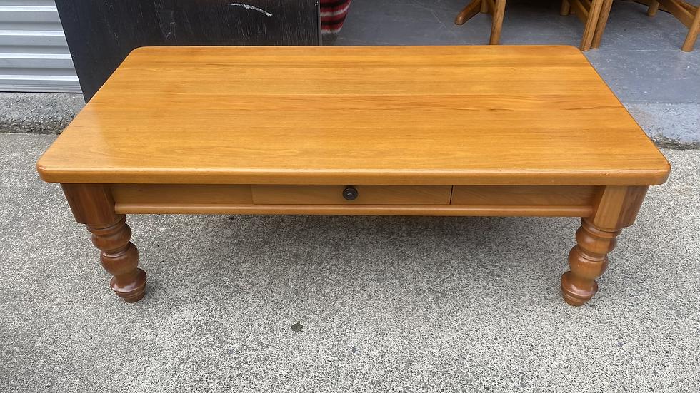 Classicwood solid rimu coffee table!