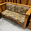 Thumbnail: CHURCHCRAFT Solid recycled rimu 2 seater couch!