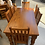 Thumbnail: Solid rimu 7pcs dining suitewith Woodpecker Chairs
