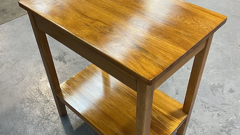 Solid rimu hall table/ side table!