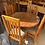 Thumbnail: Woodpecker solid recycled rimu 5 pcs dining suite!