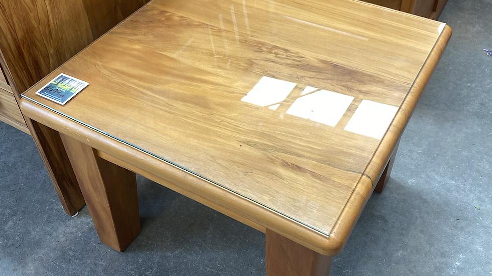 Kaiwaka solid rimu side table!
