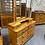 Thumbnail: Solid rimu 8 drawer dresser with Mirror