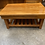 Thumbnail: Solid rimu coffee table with magazine rack!