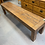 Thumbnail: NEW woodpecker solid recycled rimu bench seat!