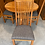 Thumbnail: Woodpecker solid recycled rimu round 5pcs dining suite!