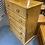 Thumbnail: A S De Bruin rimu 6 drawer tall boy!
