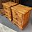 Thumbnail: Millbrook Jamestown solid rimu 3 drawer bedsides!