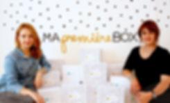 Cadeau de Naissance Entreprise - Fondatrices - Ma Première Box