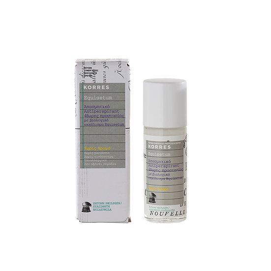 KORRES - 48 h Deodorant ohne Parfüm