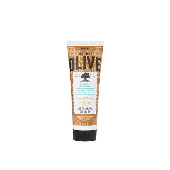 KORRES - Olive Nährende Haarmaske