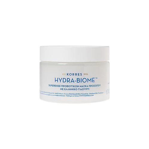 KORRES - Yoghurt HYDRA-BIOME Maske