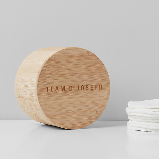 Team Dr. Joseph - Reusable Bamboo Pads