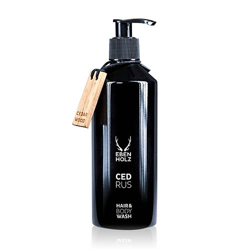 EBENHOLZ - CEDRUS Hair & Body Wash