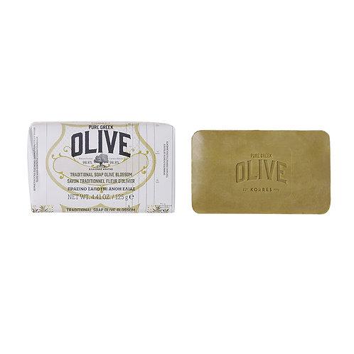 KORRES - Olive & Olive Blossom Körperseife