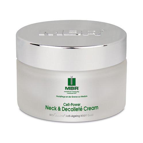 MBR - BioChange Cell-Power Neck & Decolleté Cream 200 ml