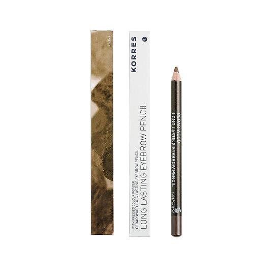 KORRES - Cedar Eyebrow Pencil