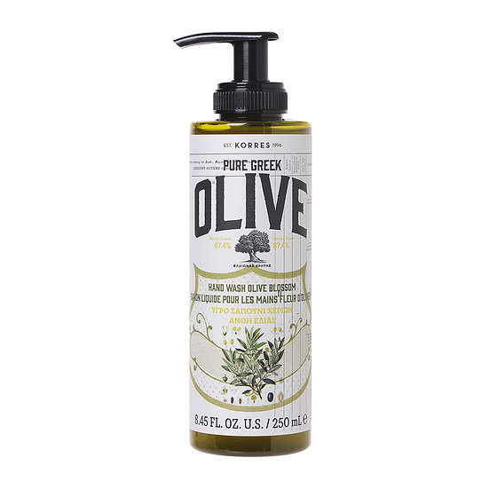 KORRES - OLIVE & OLIVE BLOSSOM Handseife