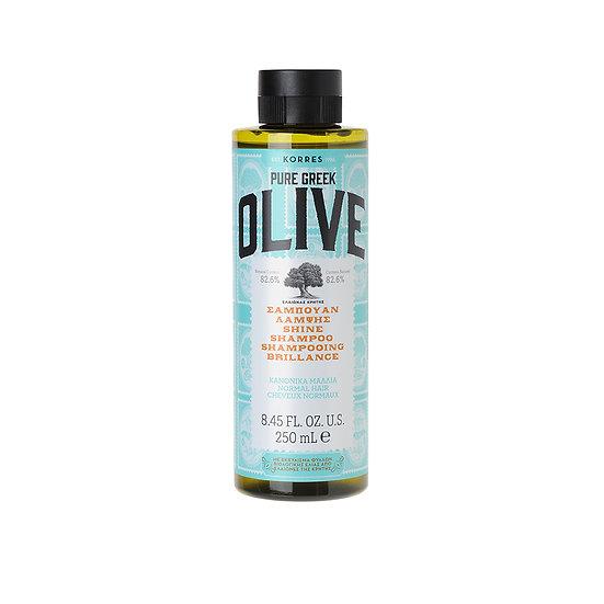 KORRES - Olive Glanz Shampoo