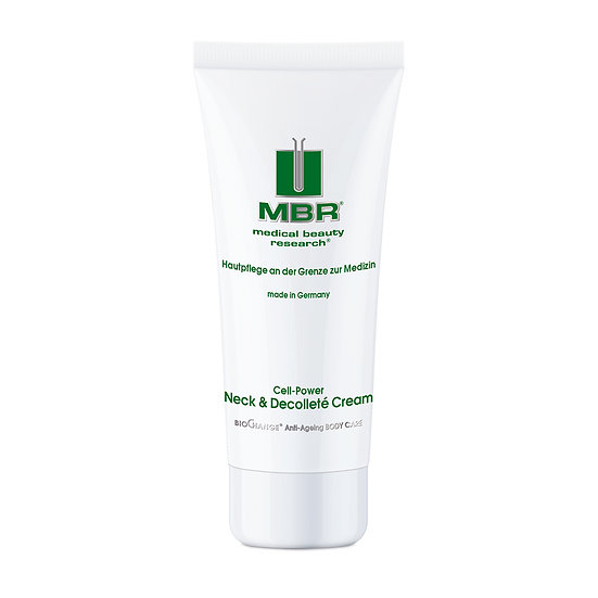 MBR - BioChange Cell-Power Neck & Decolleté Cream 100 ml