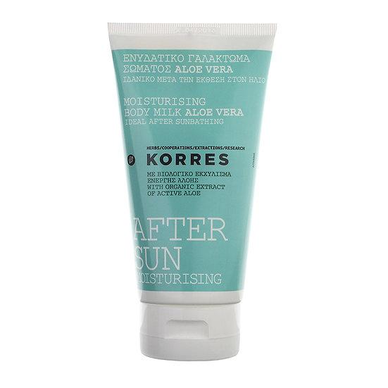 KORRES - Aloe Vera After Sun Body Milk
