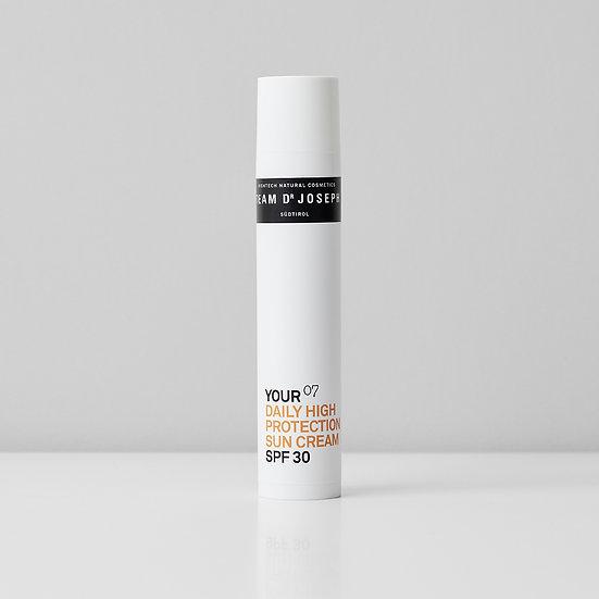 Team Dr. Joseph - Your Daily High Protection Sun Cream