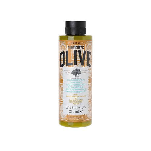 KORRES - Olive Nährendes Shampoo