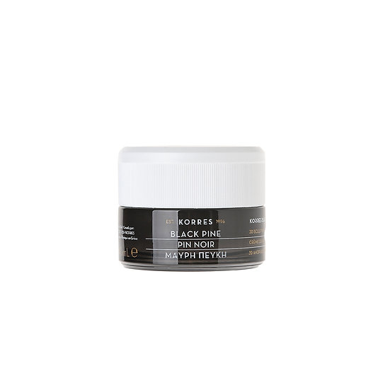 KORRES - Black Pine 3D Nachtcreme für alle Hauttypen