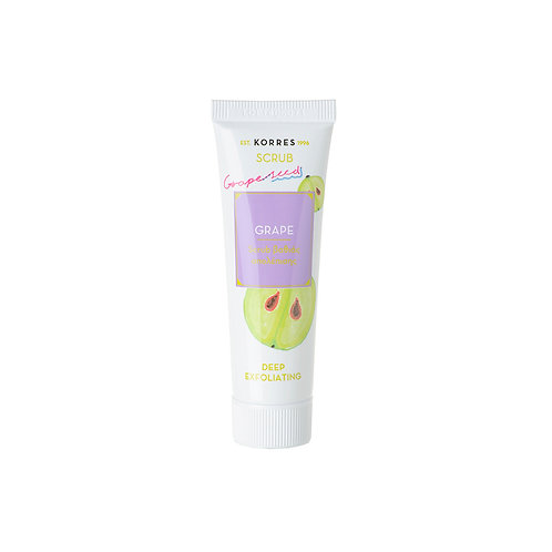 KORRES - Grape Deep Exfoliating Scrub