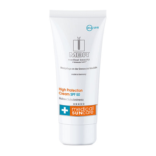 MBR - medical SUN care® High Protection Cream SPF 50