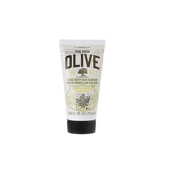 KORRES - Olive & Olive Blossom Handcreme