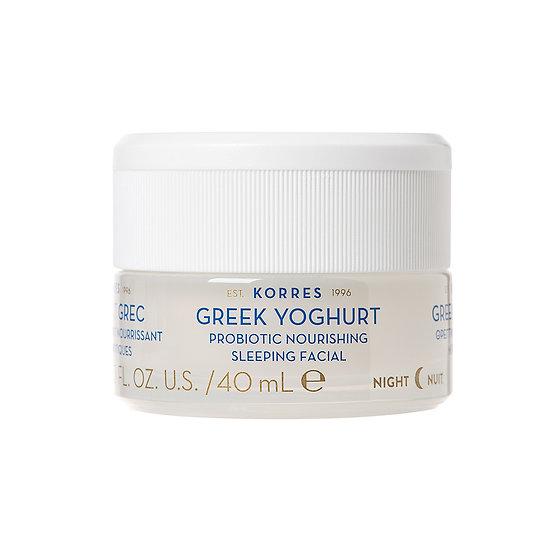 KORRES -  GREEK YOGHURT Nährende probiotische Nachtcreme