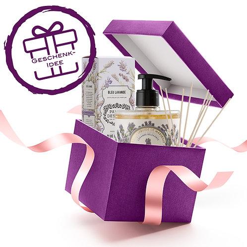 Geschenkset - Panier des Sens Lavendel