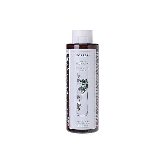 KORRES - Aloe & Dittany Shampoo